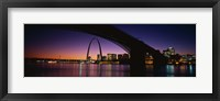 Framed Bridge in St. Louis MO