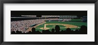 Framed Ballpark in Arlington