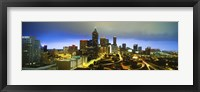 Framed Evening Atlanta GA