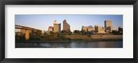 Framed Memphis, Tennessee