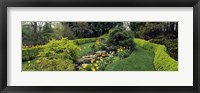 Framed Ladew Topiary Gardens, Monkton, Baltimore County, Maryland