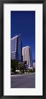 Framed Buildings, Sacramento, CA ,USA