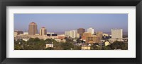 Framed Buildings in a city, Albuquerque, New Mexico, USA