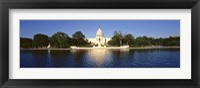 Framed USA, Washington DC, US Capitol Building