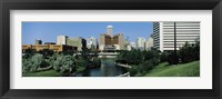 Framed Omaha NE USA