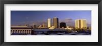 Framed Cityscape Phoenix AZ