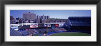 Framed Yankee Stadium NY USA