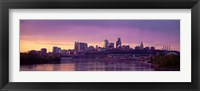Framed Dawn Kansas City MO