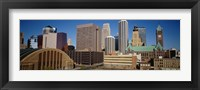 Framed Downtown Minneapolis MN