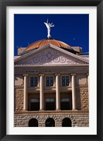 Framed Arizona State Capitol Building Phoenix AZ