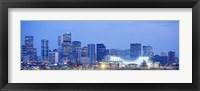 Framed Denver Colorado USA