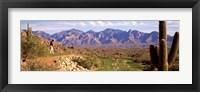 Framed Golf Course Tucson AZ
