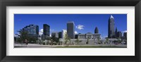 Framed Buildings in Cleveland, Ohio
