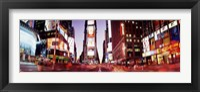 Framed Times Square, New York City