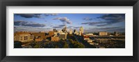 Framed High Angle View of St. Louis, Missouri