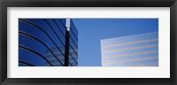 Framed Skyscrapers in a city, Midtown plaza, Atlanta, Fulton County, Georgia, USA