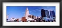 Framed Street art at Jazz District, Kansas City, Missouri