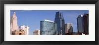 Framed Downtown Kansas City, Missouri
