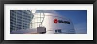 Framed BOK Center, Tulsa, Oklahoma