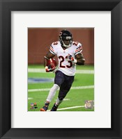 Framed Devin Hester 2013 Action