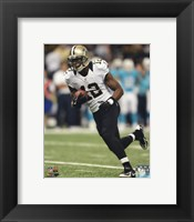 Framed Marques Colston with the ball 2013