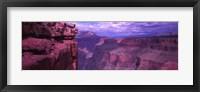 Framed Grand Canyon, Arizona, USA