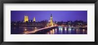 Framed England, London, Parliament, Big Ben