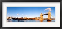 Framed Tower Bridge, London, England, United Kingdom