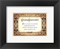 Framed Grandparents