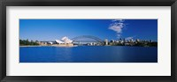Framed Sydney Opera House and Bridge