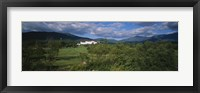 Framed Hotel in the forest, Mount Washington Hotel, Bretton Woods, New Hampshire, USA