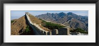 Framed Great Wall Of China