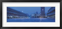 Framed San Marco Square Venice Italy