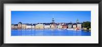 Framed Stockholm, Sweden