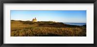 Framed Block Island Lighthouse Rhode Island USA