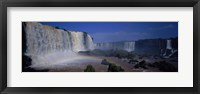Framed Iguazu Falls, Argentina