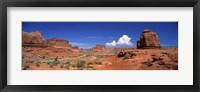 Framed Arches National Park, Moab, Utah, USA