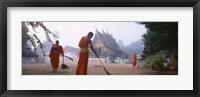 Framed Vat Xieng Thong, Luang Prabang, Laos