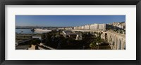Framed High angle view of a city, Algiers, Algeria