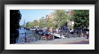 Framed Netherlands, Amsterdam, bicycles