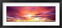Framed Sunset, Canyon De Chelly, Arizona, USA