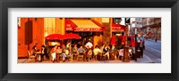 Framed Cafe, Paris, France