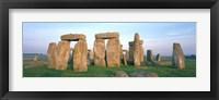 Framed England, Wiltshire, Stonehenge