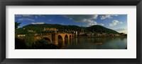 Framed Bridge, Heidelberg, Germany