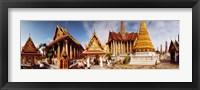 Framed Grand Palace, Bangkok, Thailand