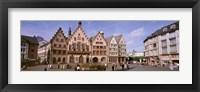 Framed Roemer Square, Frankfurt, Germany