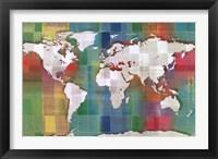 Framed Color My World
