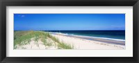 Framed Cape Hatteras National Park, Outer Banks, North Carolina USA