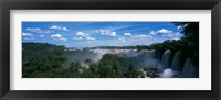 Framed Iguazu Falls National Park Argentina