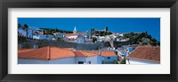 Framed Obidos Portugal